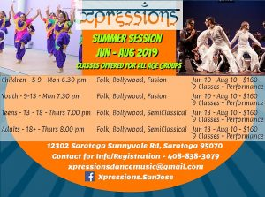 Xpressions Summer Session